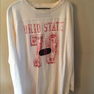 Ohio State long sleeve men's shirt